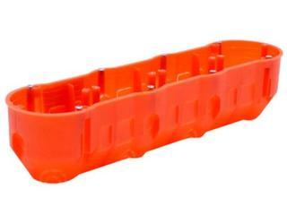 Puszka instalacyjna palna 4-krotna głęboka Polmark