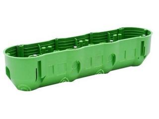 Puszka instalacyjna niepalna 4-krotna głęboka Polmark