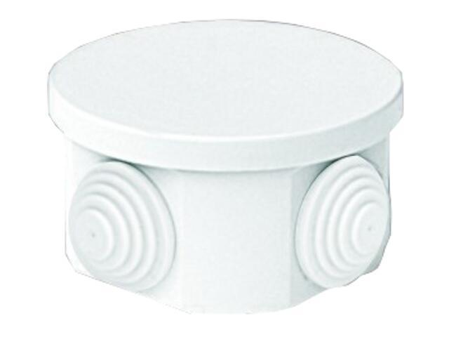 Puszka instalacyjna FAST-BOX 65x35mm IP44 biały Elektro-plast N.