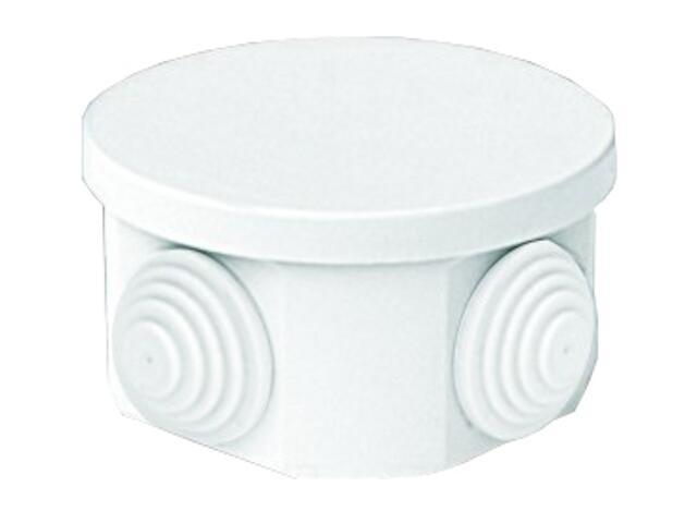 Puszka instalacyjna FAST-BOX 80x40mm IP44 biały Elektro-plast N.