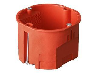 Puszka instalacyjna gips-karton PK-60 K-G 10szt. pomarańczowy Elektro-plast N.