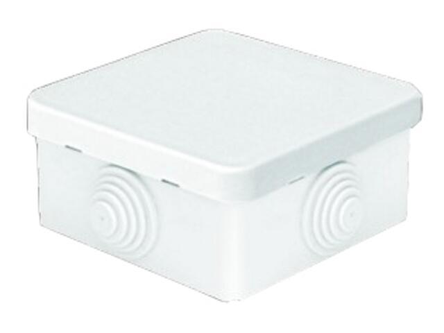 Puszka instalacyjna FAST-BOX 80x80mm IP44 biały Elektro-plast N.
