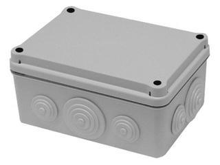 Puszka instalacyjna z dławicami membranowymi 240x190x190 PCE