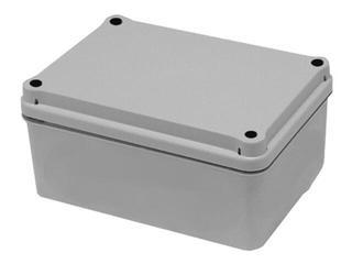 Puszka instalacyjna gładka IP65 100x100x65 PCE