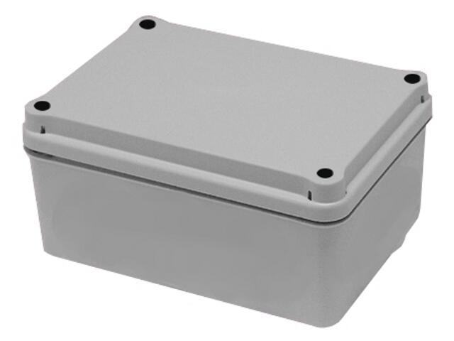 Puszka instalacyjna gładka IP65 190x145x70 PCE