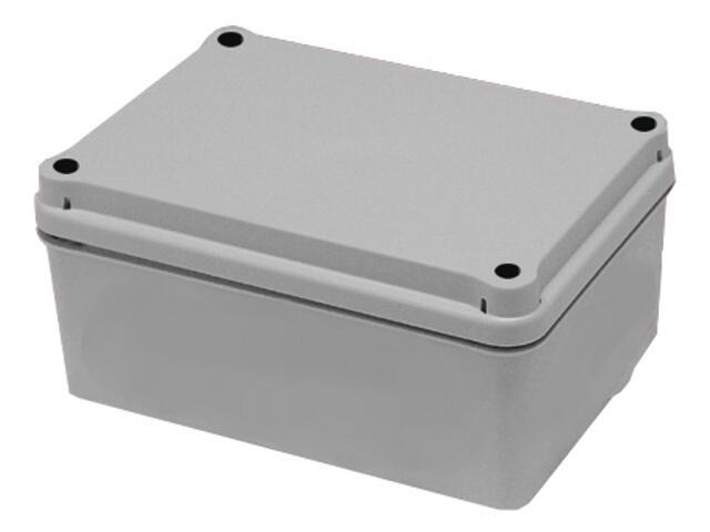 Puszka instalacyjna gładka IP65 240x190x110 PCE
