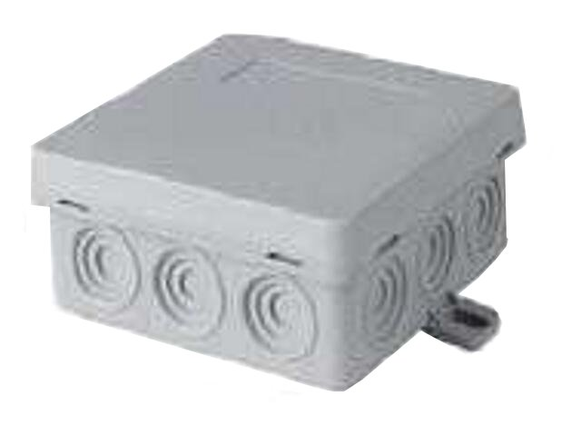 Puszka instalacyjna Fastbox nadtynkowa z dławicą zintegrowaną 85x85 N6 IP54 Simet