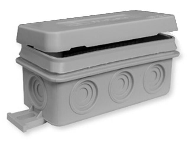 Puszka instalacyjna Fastbox nadtynkowa z dławicą zintegrowaną 89x42 N8 IP54 Simet