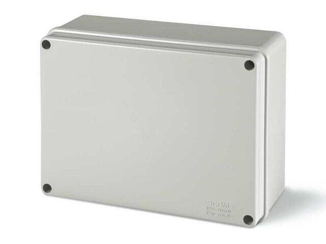 Puszka instalacyjna SCABOX 240x190x125 mm Scame