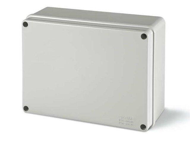 Puszka instalacyjna SCABOX 300x220x170 mm Scame