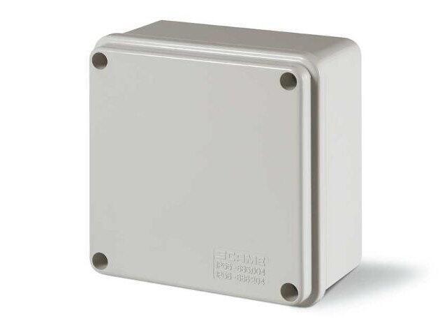 Puszka instalacyjna SCABOX 100x100x80 mm Scame