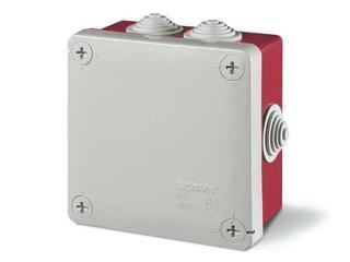 Puszka instalacyjna CUBIK 150x110x70 mm 960°C Scame