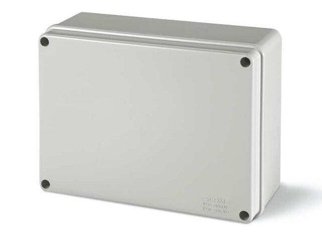 Puszka instalacyjna SCABOX 452x380x130 mm Scame