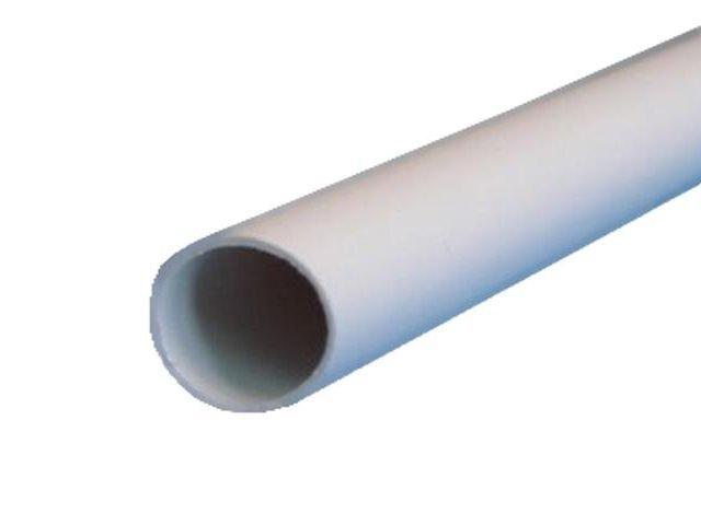Rura plastikowa RL 13 dł.3m biała AKS Zielonka