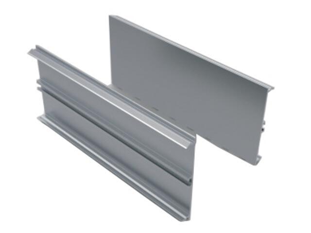 Pokrywa 78mm L=1500mm aluminium AKS Zielonka