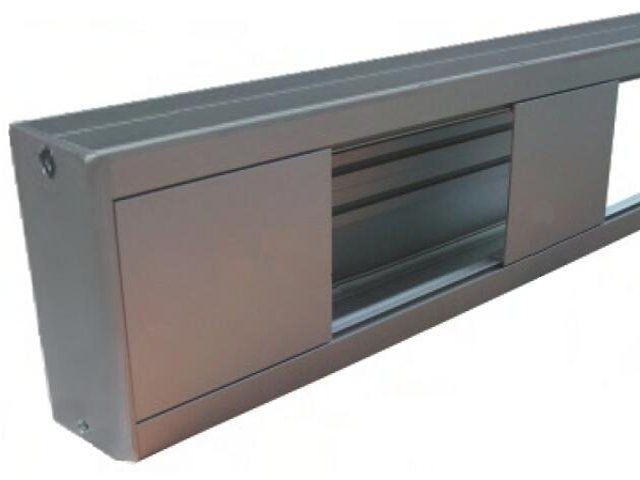 Profil aluminiowy 42/90 L=2000mm aluminium AKS Zielonka