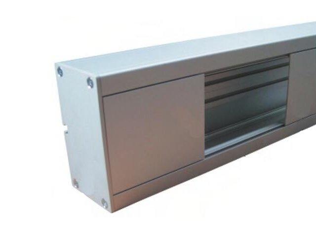 Profil aluminiowy 60/110 L=346mm 5M-2RK2+1RK1 aluminium AKS Zielonka