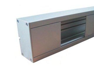 Profil aluminiowy 60/110 L=606mm 9M-4RK2+1RK1 aluminium AKS Zielonka