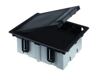 Puszka Connect podłogowa 4 moduł gł. 93mm S410/1 Kontakt Simon
