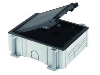 Puszka Connect podłogowa 1 moduł gł. 70mm S170/1 Kontakt Simon