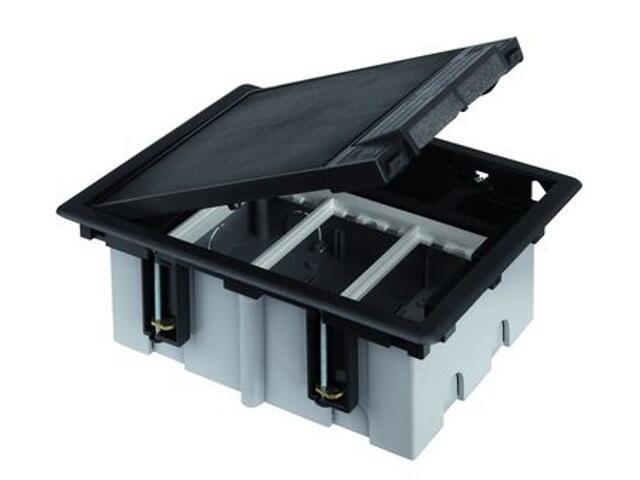 Puszka Connect podłogowa 3 moduł gł. 93mm S310/14 Kontakt Simon