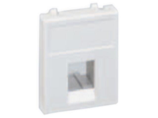Płytka Connect teleinf. 1x bez osłon Krone K082/9 Kontakt Simon