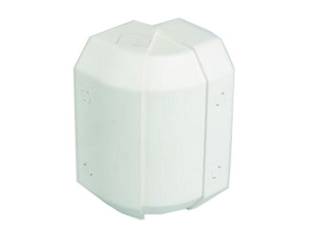Narożnik do kanałów kablowych zewnętrzny ABS Cablomax TKA002210/9 Kontakt Simon