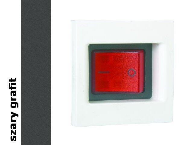 Wyłącznik Connect z podśw. 45x45 KL04/14 wyłącznik Kontakt Simon