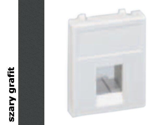 Płytka Connect teleinf. 1x bez osłon Krone K082/14 Kontakt Simon