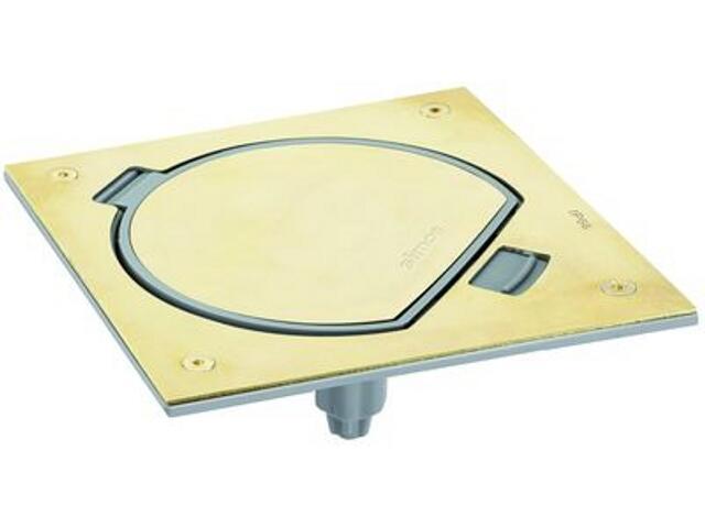Wkład Connect z pokrywą z gniazdem z bolcem KSE2/23/71 Kontakt Simon