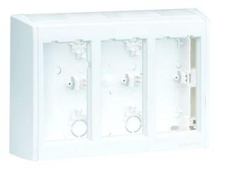 Obudowa Connect nadtynkowa 3-modułowa SBC300/9 Kontakt Simon