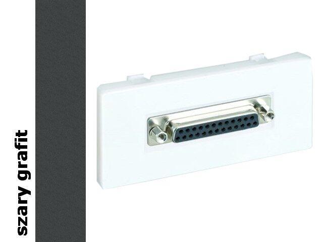 Adapter Connect złącza LPT+wkład K104A/14 Kontakt Simon