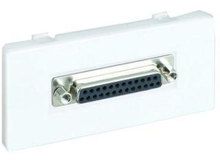 Adapter Connect złącza LPT+wkład K104A/9 Kontakt Simon