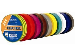 Taśma elektroinstalacyjna 15mmx10m 822/211P Anticor