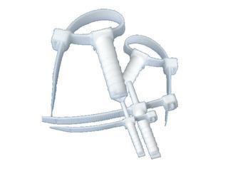 Uchwyt kablowy zaciskany USMPK - 10 50szt Elektro-Plast