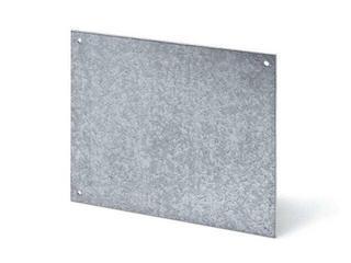 Płyta montażowa do ALUBOX 253x217x93 mm Scame