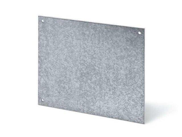 Płyta montażowa do ALUBOX 314x264x122 mm Scame