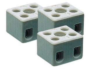 Szybkozłączka zaciskowa ceramiczna, 3 szt., Paulmann