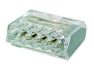 Szybkozłączka bezgwintowa samozaciskowa PC 255 ( 5 przewody) Elektro-Plast