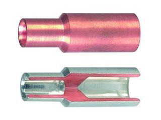 Złączka kablowa redukcyjna tulejkowa miedziana KLS 50-25 1szt Erko