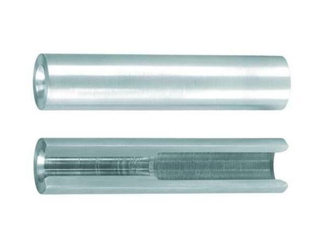Złączka kablowa redukcyjna tulejkowa aluminiowa ALR 95-50 1szt Erko