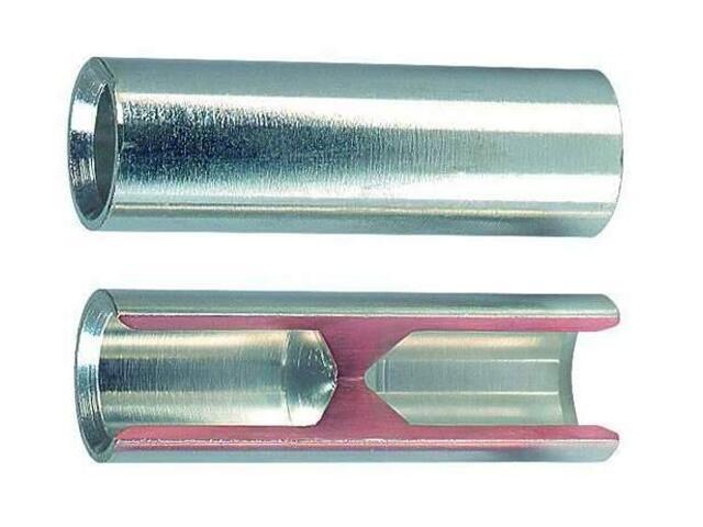 Złączka kablowa tulejkowa miedziana szczelna KLP 25-50 1szt Erko