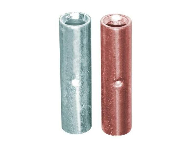 Złączka kablowa tulejkowa miedziana niecynowana KLA 4-15-N 100szt Erko