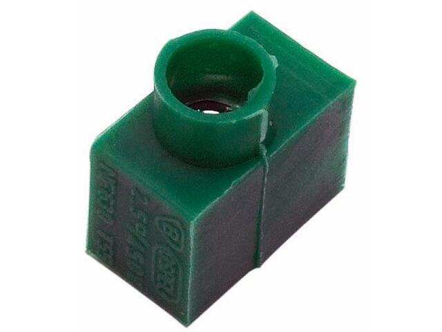Złączka kablowa 2,5 zielona Polmark