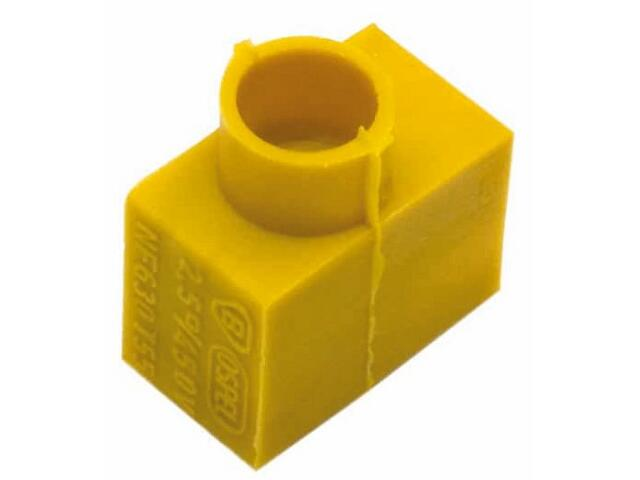 Złączka kablowa 2,5 żółta Polmark