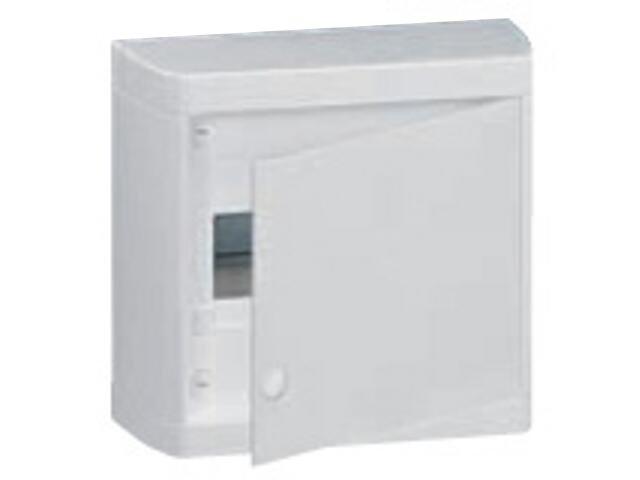 Rozdzielnia podtynkowa NEDBOX 1x8 modułów drzwi białe 601235 Legrand