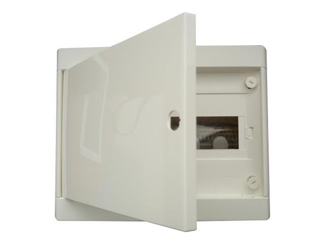 Rozdzielnia podtynkowa NEDBOX 1x12 modułów drzwi białe 601236 Legrand