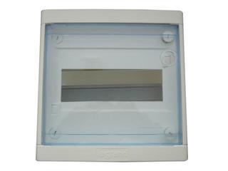 Rozdzielnia podtynkowa NEDBOX 1x8 modułów drzwi transparentne 601245 Legrand