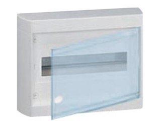 Rozdzielnia podtynkowa NEDBOX 1x12 modułów drzwi transparentne 601246 Legrand