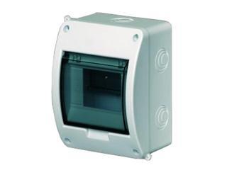 Rozdzielnia nadtynkowa ELEGANT 5 modułów IP30D Elektro-plast N.